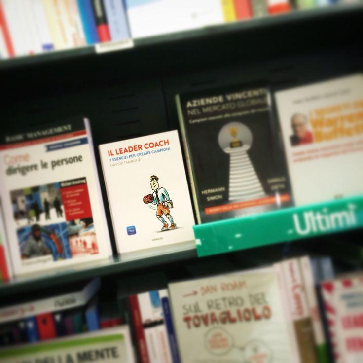Anche in libreria va alla grande! :-)  Sono felice.
