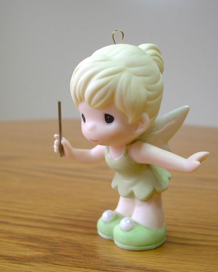 """My Own"" ~*Holli*~ Precious Moments Tinkerbell"