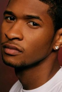 Usher Raymond - Atlanta, but always, but tonight this photo is on point...in the dish!