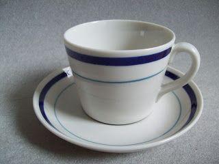 Upsala-Ekeby Gefle kaffekopp