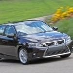 2016 Lexus CT200h  Quick-Take Review