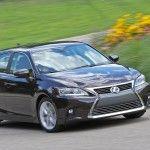 2016 Lexus CT200h  Quick-Take Review