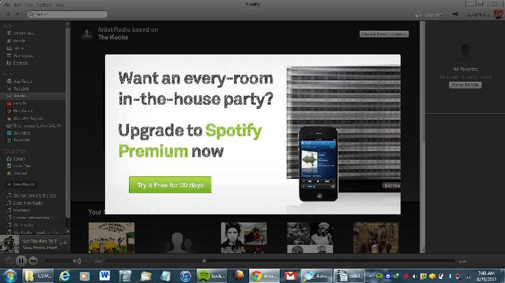 how to delete ads from spotify