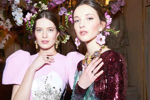 Couture jewelry Dolce & Gabbana Alta Moda Spring/Summer 2016 | Vogue Paris