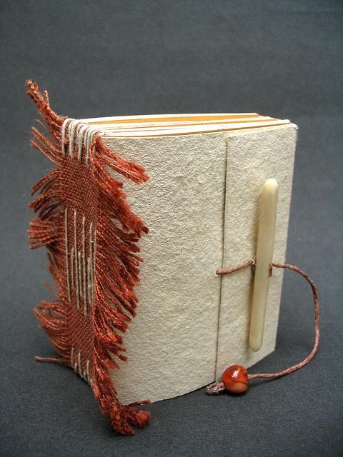 Longstitch binding - alissaf