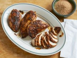 Pastrami-Spiced Chicken from CookingChannelTV.com