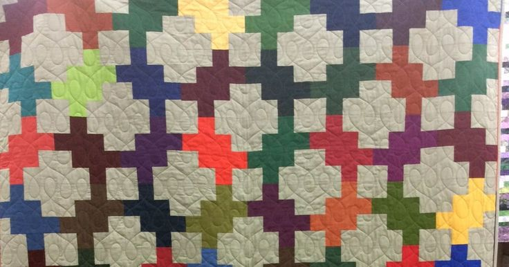 I may not have been blogging much, but that doesn't mean I haven't been quilting!   November's Jelly Roll Party at Ruth's Stitchery featur...