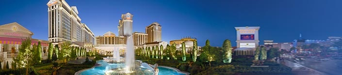 Caesars Palace hotel and casino invites you to experience Las Vegas style excitement, luxury and prestige.