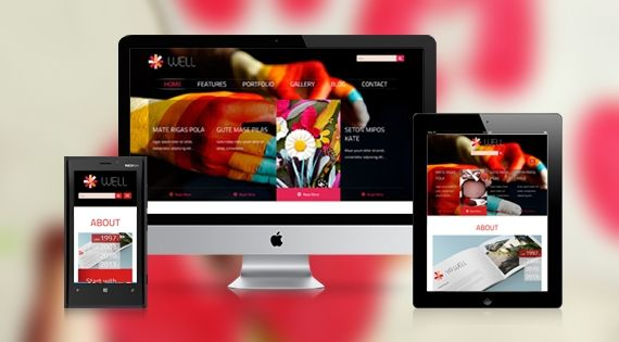 SW Well - Responsive Theme is developed with most innovative trends to suit developers: HTML5, CSS3, LESS. Let's checkout now ;) http://www.smartaddons.com/wordpress/themes/item/456-sw-well-responsive-wordpress-theme