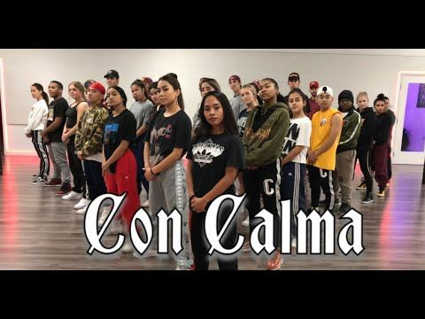 Daddy Yankee Snow Con Calma Official Video Rehearsal Greg Chapki Música Canciones Movimientos De Baile Daddy Yankee