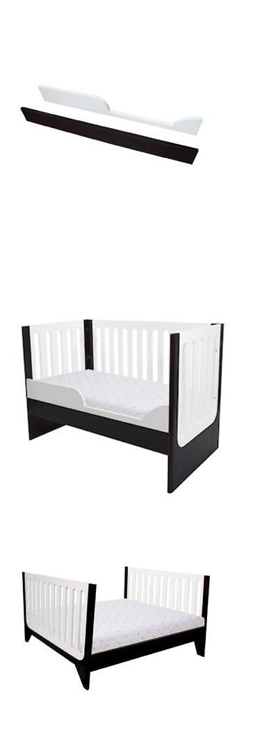 Bed Rails 162183 Arm S Reach Concepts Aurora Contempo Toddler And Day Conversion