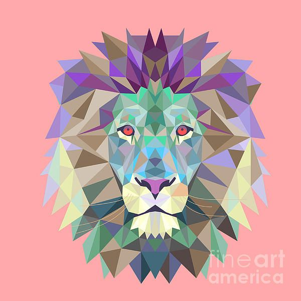 abstract art lion face see more artwork just visit