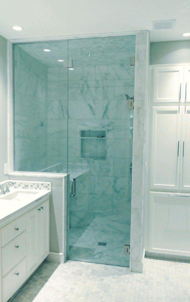 Shower Door Installations Large Steam Shower In Beaverton Or In 2020 Glass Shower Doors Shower Doors Shower Door Installation