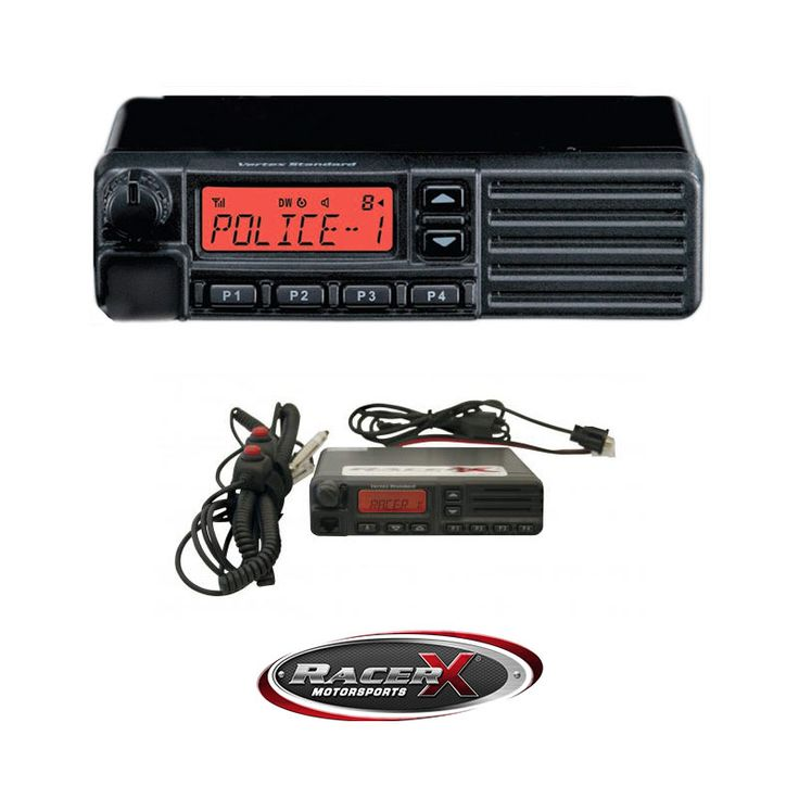 When at race or at play, the Vertex VX2200 mobile radio is the tough industry leader. With 50 watts of operability for VHF and 45 Watts for UHF, the VX2200 is a popular choice for racers and enthusiasts alike. This mobile radio is a popular favorite for top race teams, offroading, Ultra-4, UTV's, trophy trucks, and more. Fit right in with the same technology and power the pro's use! Tough, compact, and feature packed, the Vertex VX2200 Radio comes backed with a full 3 year factory warranty…