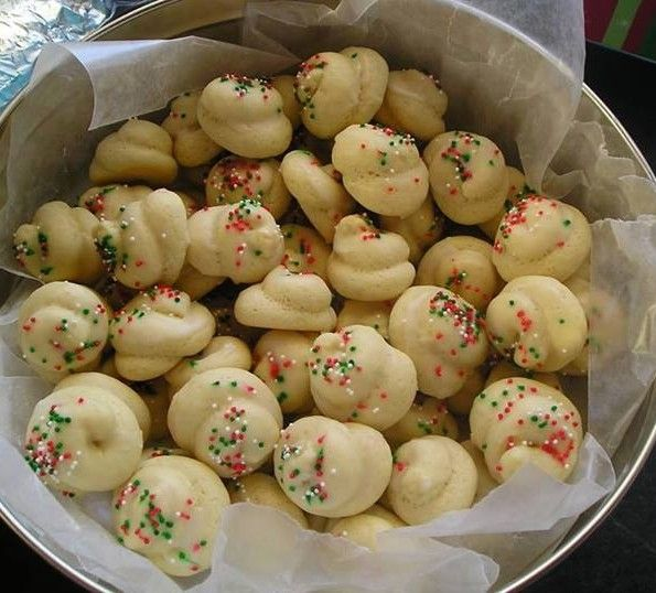 Famous italian cookies recipes