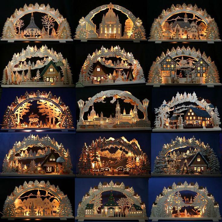 3D-Schwibbogen Erzgebirge Pyramide geschnitzt erzgebirgischer Lichterbogen Neu | Möbel & Wohnen, Feste & Besondere Anlässe, Jahreszeitliche Dekoration | eBay!