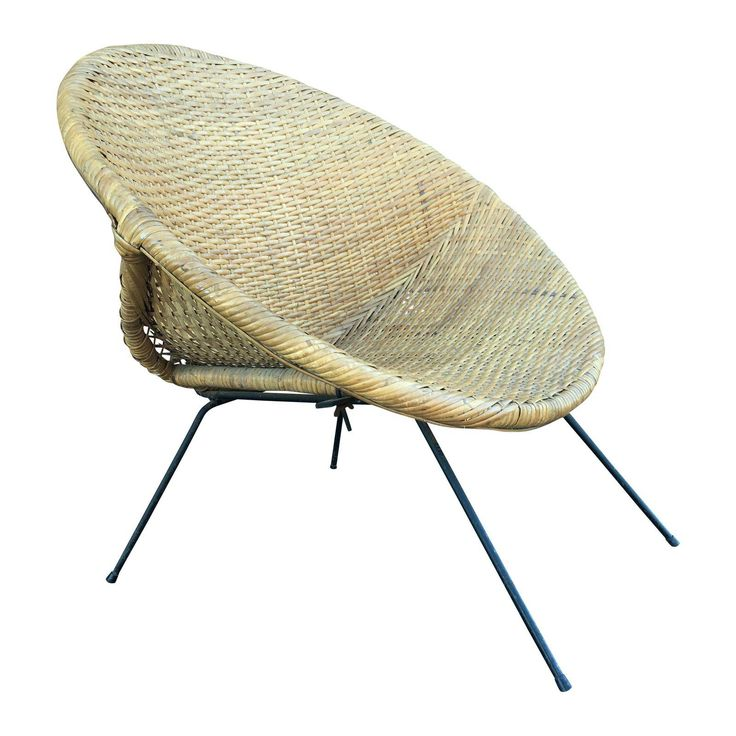 Eames Style Wicker Nesting Chair1234 best a place to sit images on  Pinterest Folding chairEames Wicker Womb Chair  EAMES WICKER WOMB O CHAIR RETRO PATIO  . Eames Wicker Womb Chair. Home Design Ideas