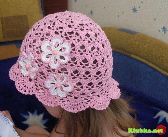283 best GORROS CROCHET images on Pinterest   Sombreros de punto ...