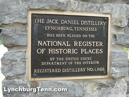 Jack Daniels Distillery, Lynchburg, TN It is in a dry county so at the end of the tour you get a tasty cookie and lemonade!