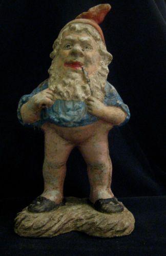 Antique Vintage German Garden Gnome