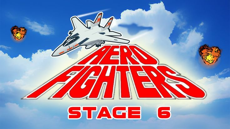 Aero Fighters Neo Geo Stage#6|Old Fashion Gamer HD