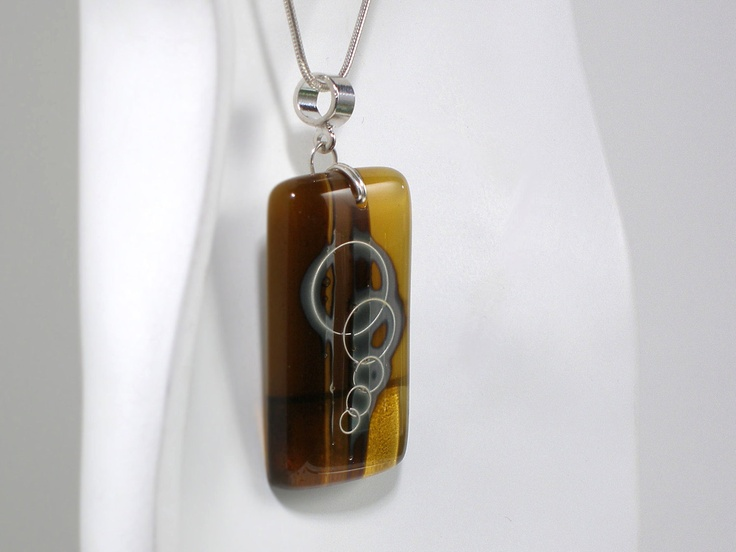 133 best fused glass ideas images on pinterest stained glass fused glass pendant with fine silver inclusions mozeypictures Choice Image