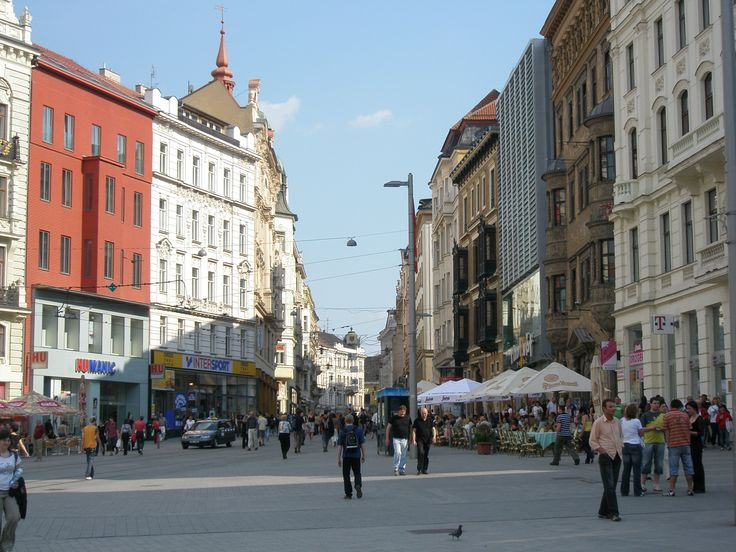 View from Brno