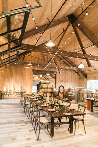 Weddings in Woodinville 2015 | Citrus Countryside | The Loft at Woodinville Whiskey Company