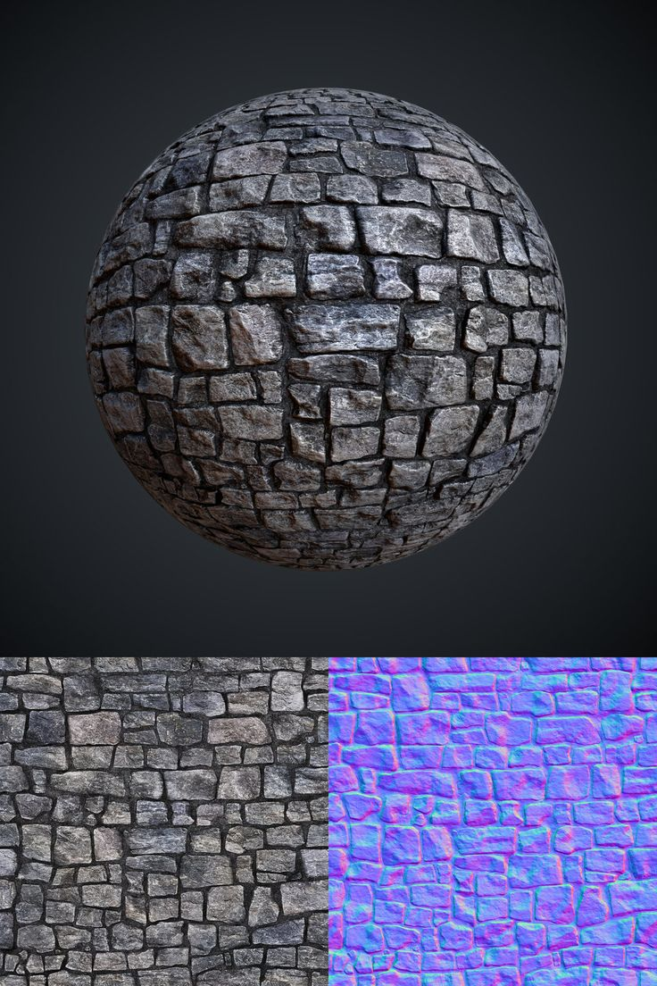 Stone Wall by Leonid-k.deviantart.com on @deviantART