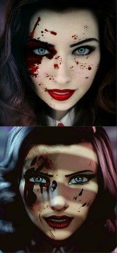 Elizabeth bioshock infinite cosplay. Sallywhale. Sallywhale.deviantart. com