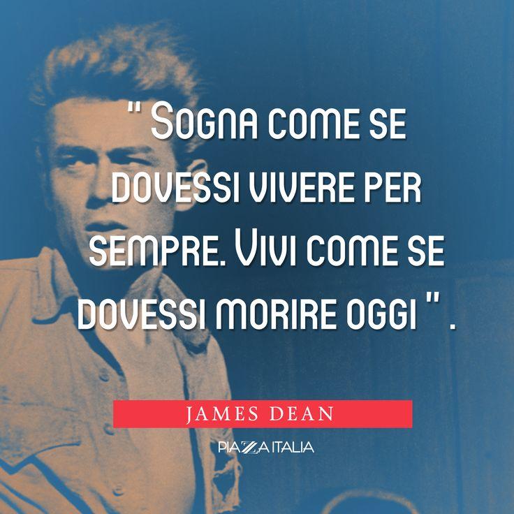 Citazione James Dean. #Quote