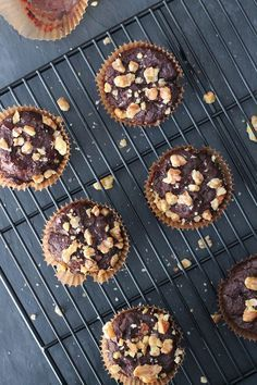 Banana-Nut Brownies made with Otto's Naturals Cassava Flour