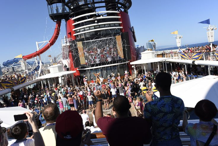 Disney Cruise Line Moments That Will Make You Feel Like a Kid Again