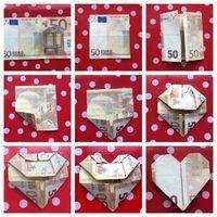 SimpleThoughts-geld-vouwen-hartje.jpg (600×600) -…