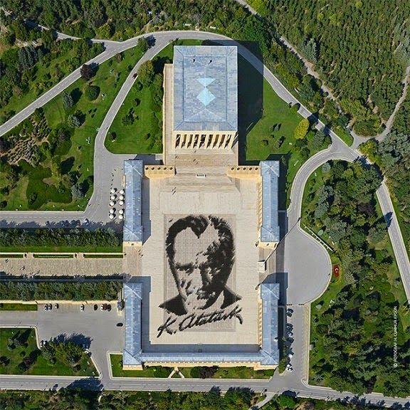 6.000 Kişilik Atatürk Portesi (26 Ağustos) | La Ankara