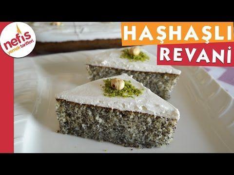 Haşhaşlı Revani Tarifi Videosu – Nefis Yemek Tarifleri