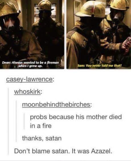 Supernatural, Supernatural