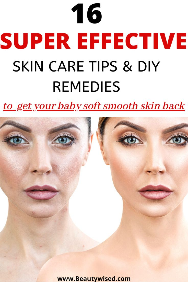 Get rid of that uneven, rough & dry skin texture for good