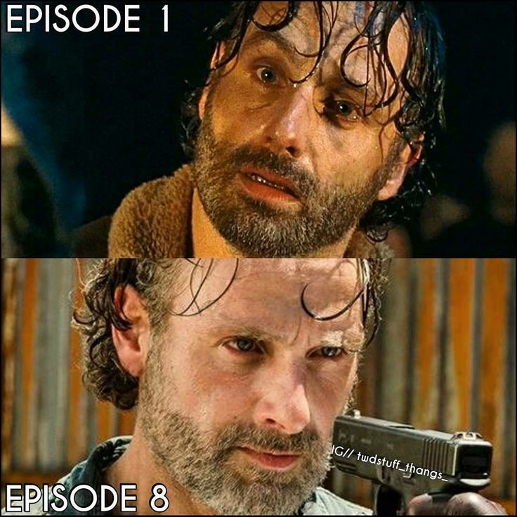 Rick finally got his balls back...Yay! The MAN is back!!