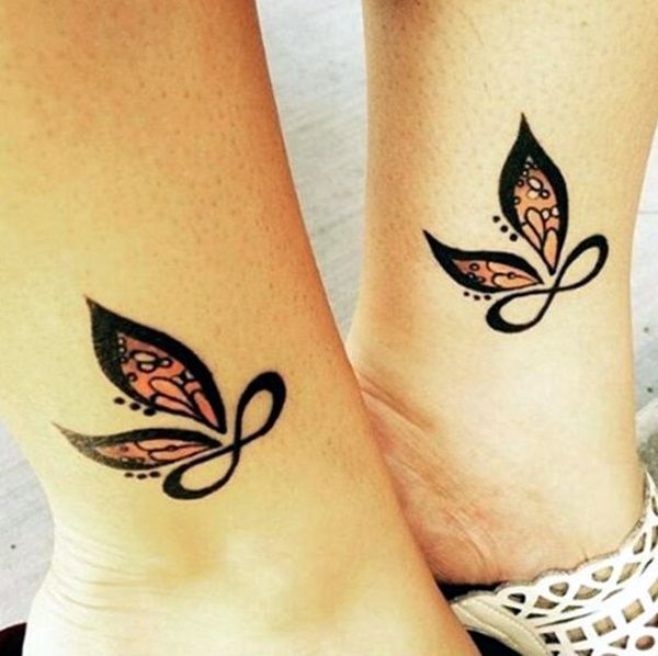 45 Soulful Mother Daughter Tattoos To Feel That Bond