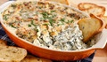 Baked Spinach & Artichoke Dip - In the Kitchen with Stefano Faita