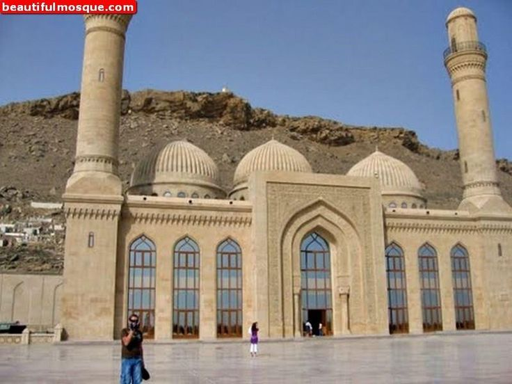 Bibi-Heybat-Mosque-in-Baku-Azerbaijan