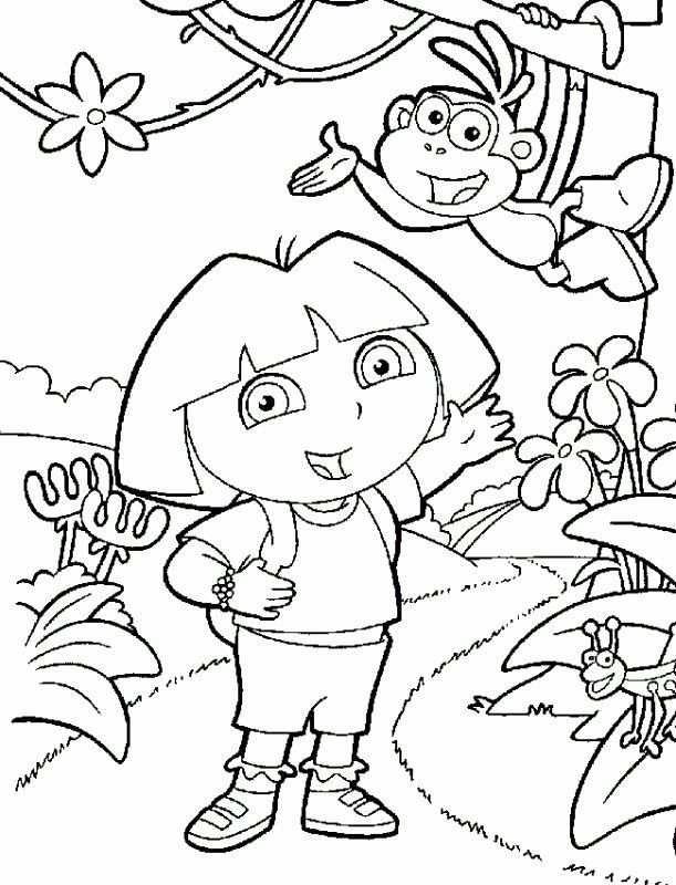 Nick Jr Coloring Book Elegant 67 Best Images About Nick Jr Coloring Pages On Pinterest Nick Jr Coloring Pages Cartoon Coloring Pages Dora Coloring