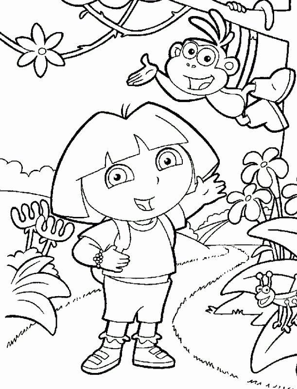 Nick Jr Coloring Book Elegant 67 Best Images About Nick Jr Coloring Pages On Pinterest Nick Jr Coloring Pages Cartoon Coloring Pages Dora Coloring