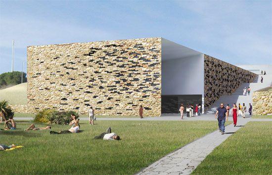 mecanoo: malaga social housing project, spain