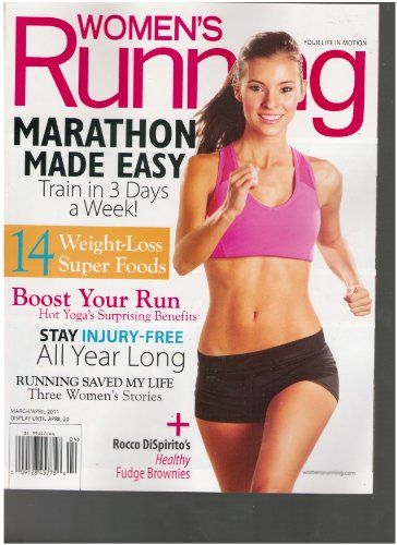 Women's Running Magazine (Marathon Running made « Library User Group