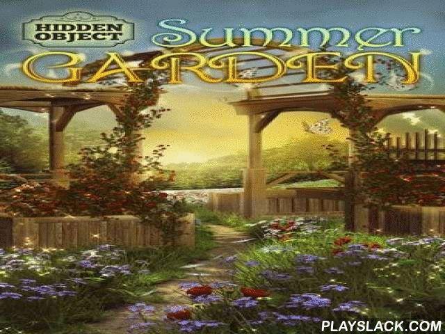 hidden object summer garden android game playslackcom find diverse objects hidden