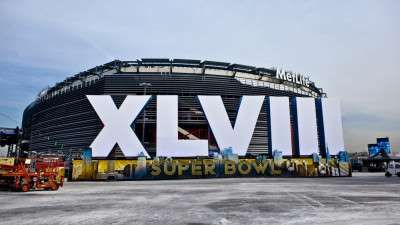 Why the Most Expensive Super Bowl Ticket Cost $25,400  -    Super Bowl XLVIII