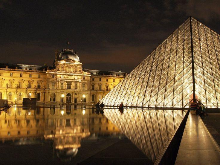 ルーブル美術館の画像(写真)