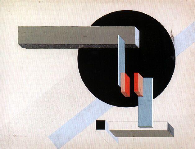 El Lissitzky Proun…